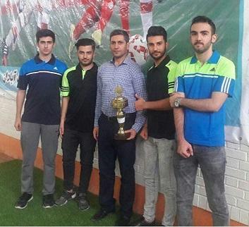 تیم شطرنج دانشگاه ازاد ماهشهر