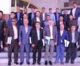 جلسه روسای ورزش صنایع پتروشیمی ایران