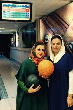حسینی شیما ورزش ماهشهر
