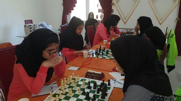 شطرنج المپیاد فرزندان صنایع پتروشیمی