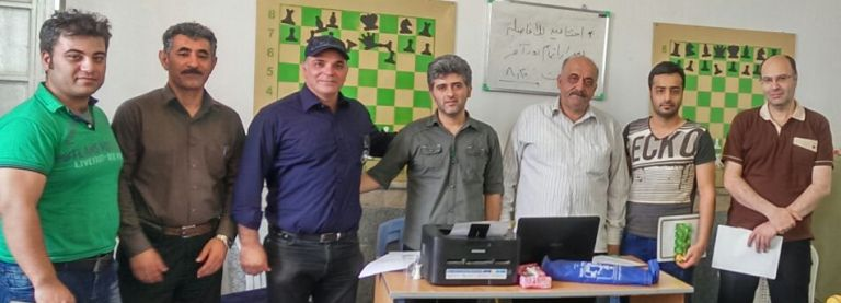 شطرنج ماهشهر خوزستان