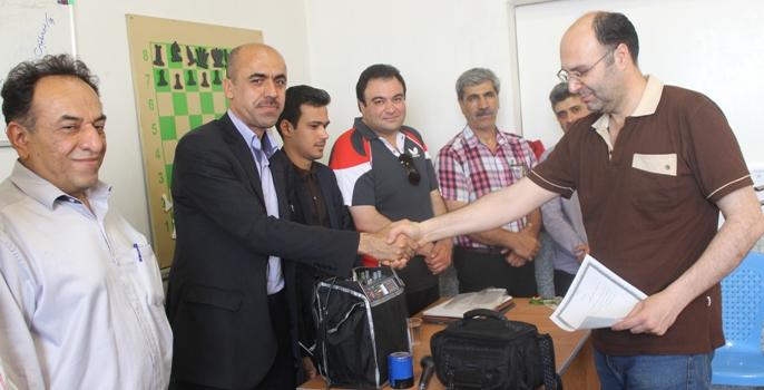 شطرنج یادواره مرحوم سید نوید حجازی در ماهشهر