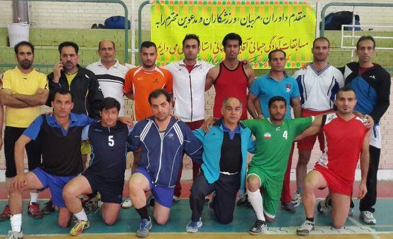 مربیان بندر ماهشهر