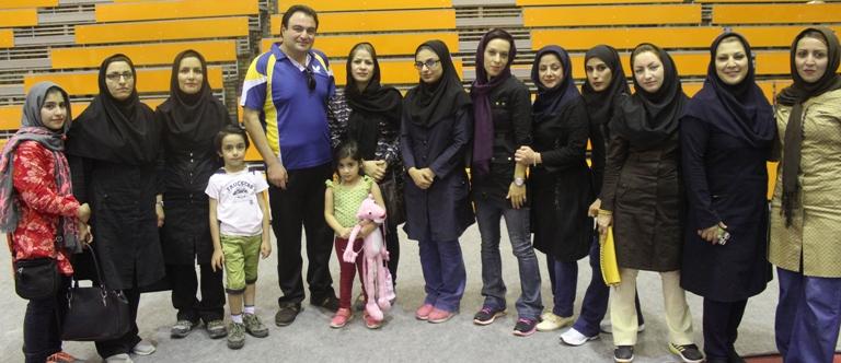 مربیان ورزشی ماهشهر