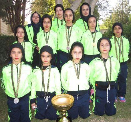 ژیمناستیک صنایع پتروشیمی ایران