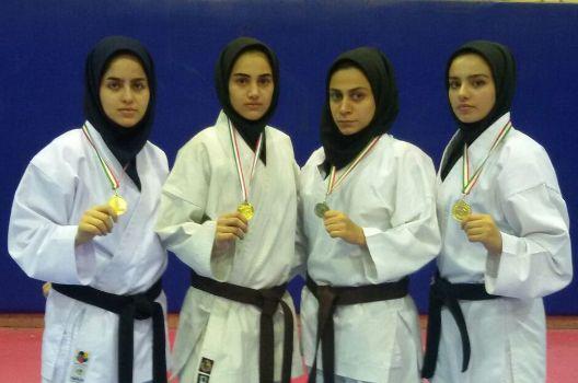 کاراته ماهشهر در خوزستان