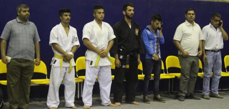 کاراته کاران آقایان