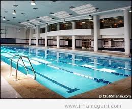 استخر شنای ماهشهر
