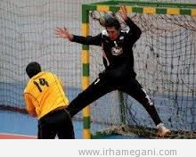 هندبال ماهشهر در لیگ دو کشور