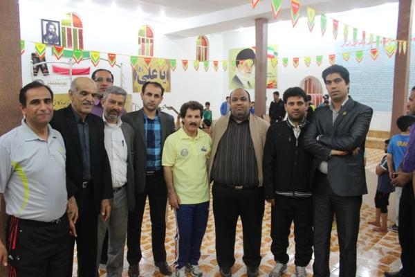 زورخانه ماهشهر