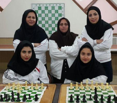 پايان مسابقات شطرنج بانوان شهداي پتروشيمي با قهرماني شركت پتروشيمي بندر امام(ره)